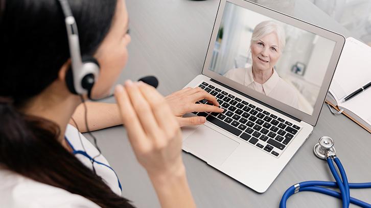 telemedicine-visit